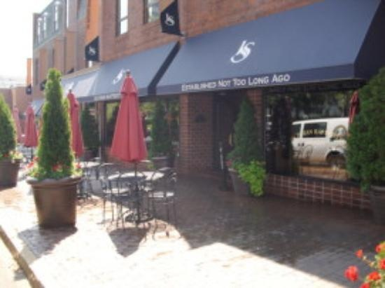Alma Boathouse Restaurant Menu