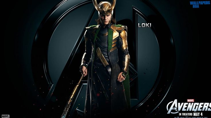 The Avengers Loki Wallpaper 1600x900 July 25, 2016 Posted by Wallpapers HDa
