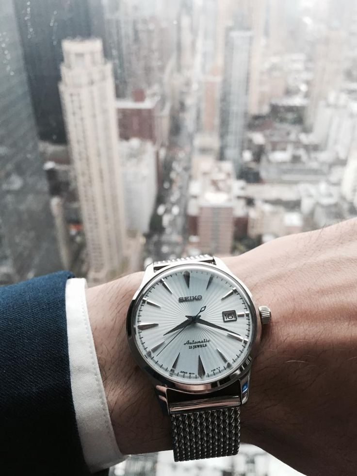 Seiko SARB065 Cocktail Time