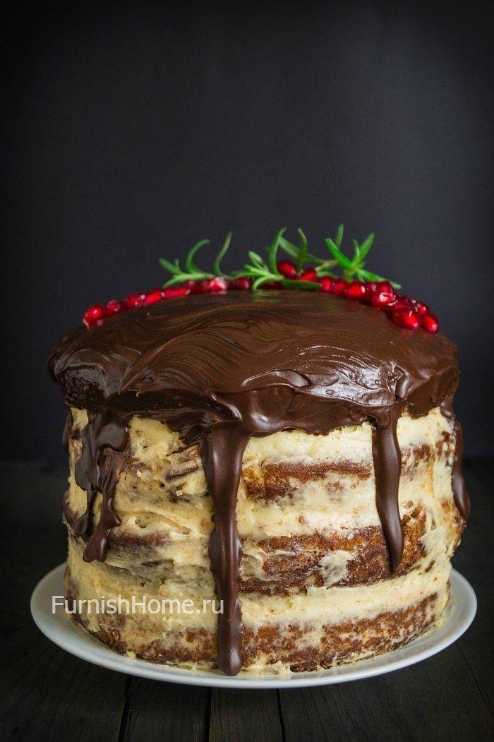 Удивительный и вкусный торт «Колибри»