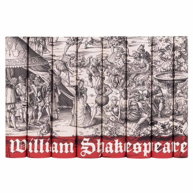 William Shakespeare Set