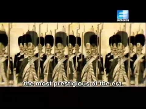 El combate de San Lorenzo. Subtitulado en inglés