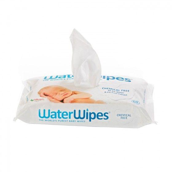 WaterWipes Babydoekjes (60 doekjes) - Blabloom