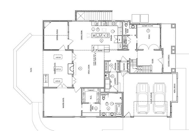 1000 Images About Home Floor Plan On Pinterest House