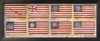 History of the American Flag by Mary Elizabeth - www.american-history-fun-facts.com/american-flag-history.html