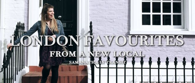 London Favourites: From a New Local