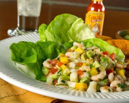 Shrimp and Scallop Ceviche | Recipe