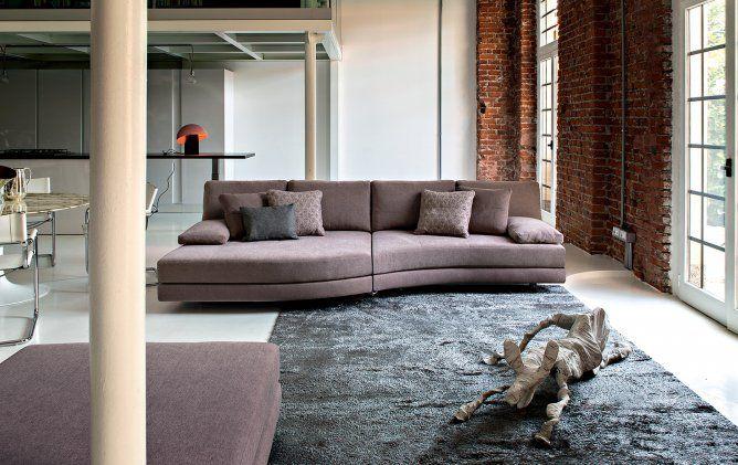 Design 2014 Ditre Italia - Sofa Evans - Products - Design