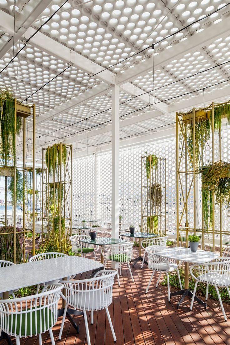 OneOcean Club Restaurant, Barcelona, 2016 - El Equipo Creativo