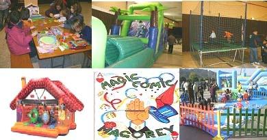 Hinchables y fiestas para niños rocodromo, tobogan, ludoteca móvil  #anuncios #gratis #segundamano #comprar y #vender #Barcelona #España