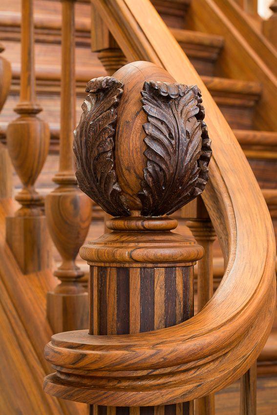 Accantus leaf jop van driel carvings by