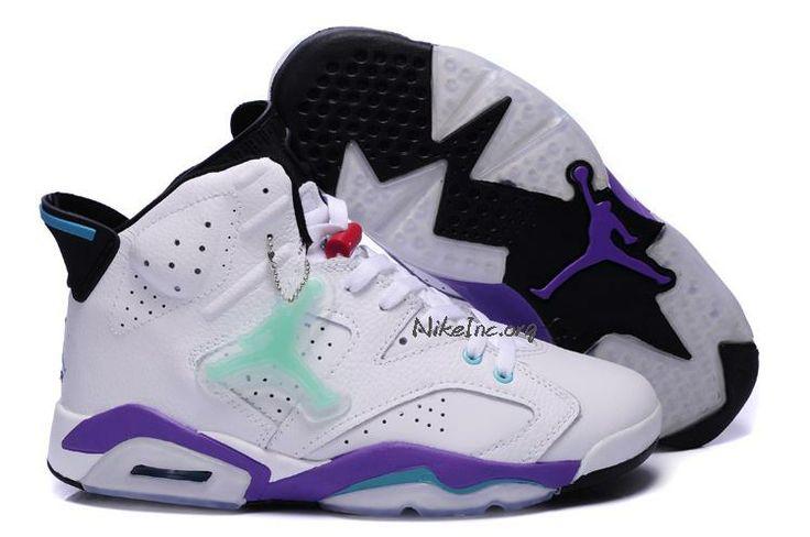 Latest Jordan Shoes | 2013 New Mens Nike Air Jordan 3.5 Retro White Black Blue Shoes - $57 ...