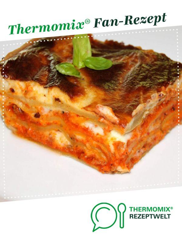 Dinkel Rinder Lasagne Histamin Und Laktosefrei Rezept Rezepte Thermomix Rezepte Hauptgerichte Mit Fleisch