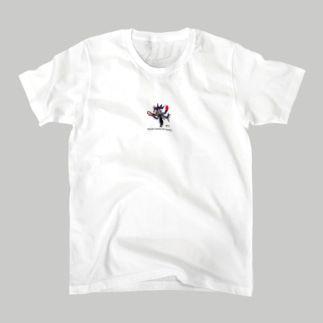 がいこつ船長01 Tシャツ
