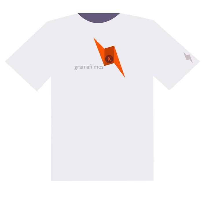 Camiseta 03 Grama Filmes
