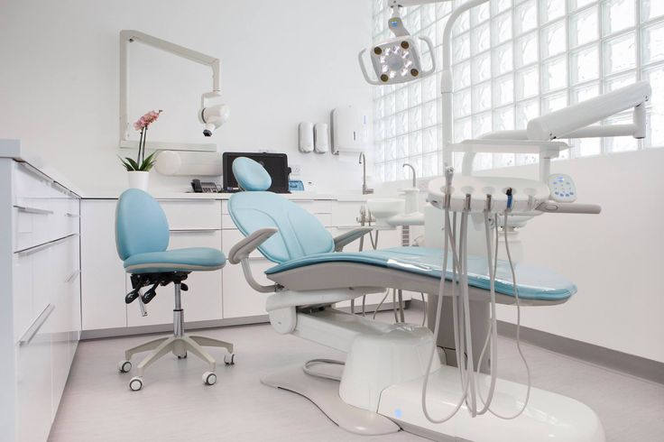 A Dec 300 Dental Chair With Cyan Sewn Upholstery A Dec
