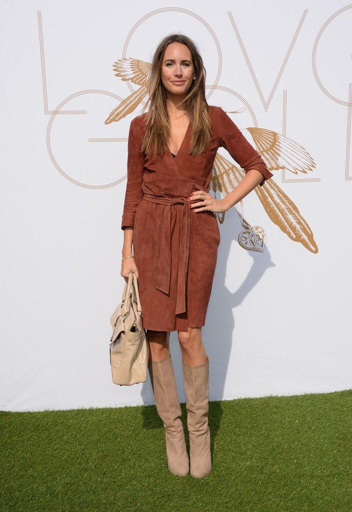 Get Ahead of Fall's '70s Trend with This Celeb-Approved Material You Can Wear Now // Louise Roe | stylebistro.com