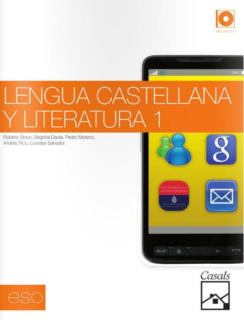 Libro digital - Lengua castellana y Literatura 1 ESO
