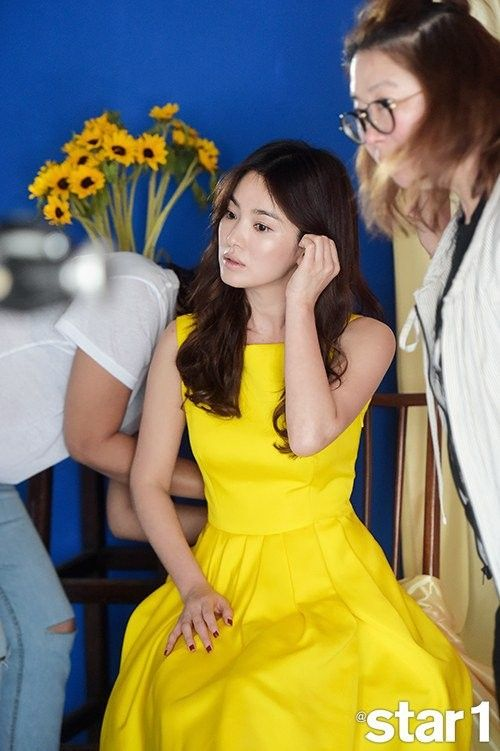 Song Hye Kyo picks her favorite scene in 'DOTS' + talks what's in store for her next | http://www.allkpop.com/article/2016/05/song-hye-kyo-picks-her-favorite-scene-in-dots-talks-whats-in-store-for-her-next