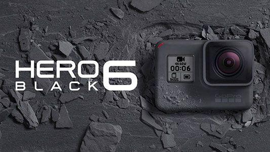 GoPro HERO 6 Black proaspat lansat