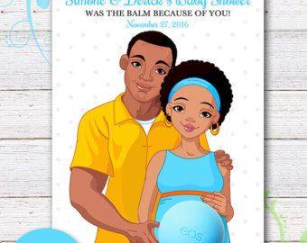 EOS-Baby-Dusche bevorzugt Printable Gunst von DianaMariaStudio