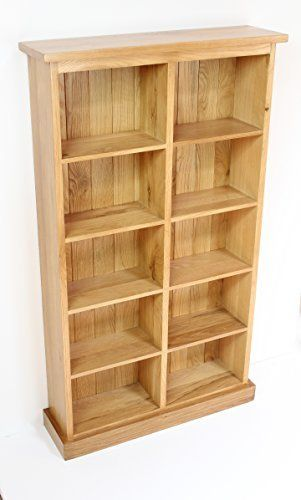Oak DVD Storage Tower Unit Holds 190 DVD's or 260 CD's at... https://www.amazon.co.uk/dp/B00M420JUS/ref=cm_sw_r_pi_dp_x_HvjWybR8VT2QV