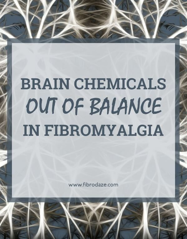 Neurotransmitters Out Of Balance In #Fibromyalgia