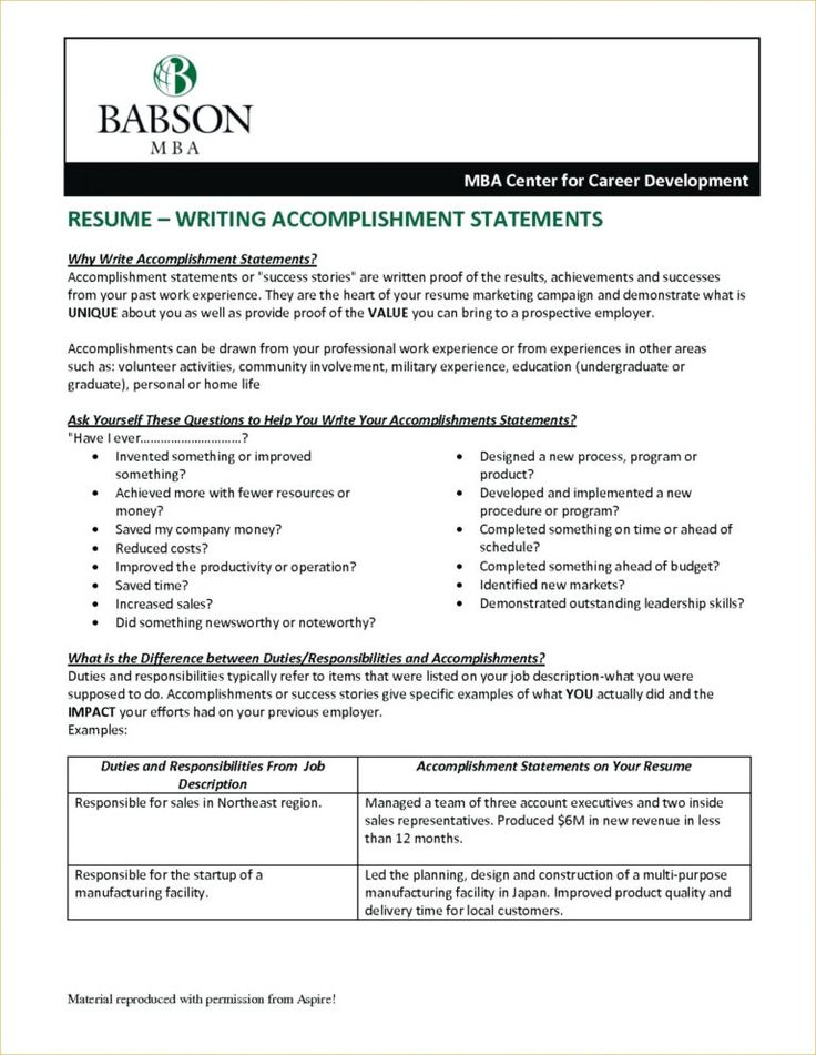 009 Free Capability Statement Template Word For Download