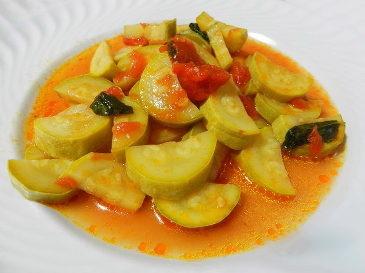 zucchine e pomodori #ricettedisardegna #cucina #sarda #sardinia #recipe
