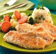 Receta de Cocina: Filete de salmón con ajonjolí