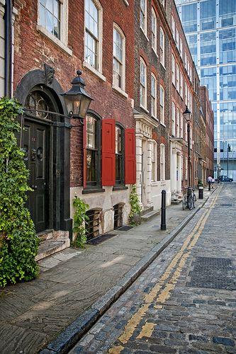 London - Spittalfields - Denis Severs House