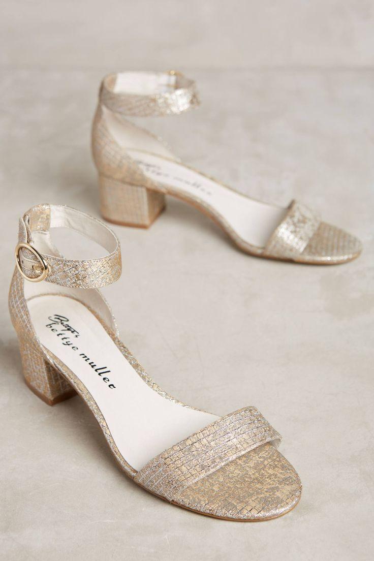 Bettye Muller Buzz Sandals