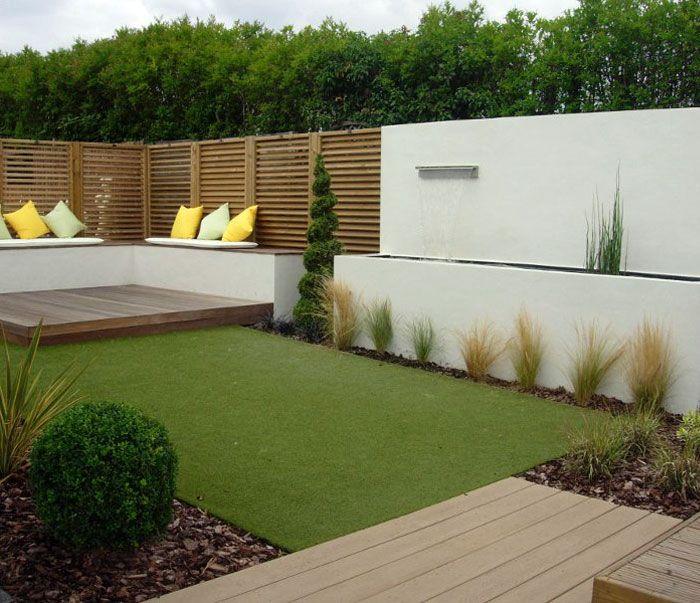 First Steps in Garden Design eco friendly decking solution