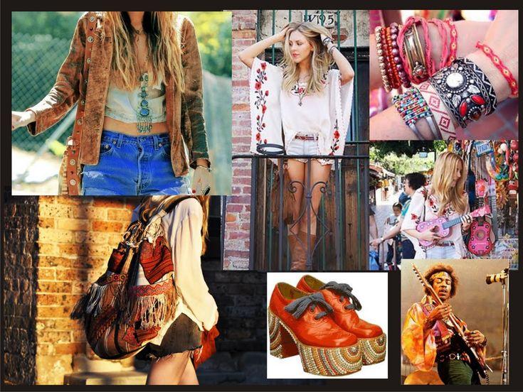 17 melhores ideias sobre moda hippie anos 70 no pinterest - Moda hippie anos 70 ...