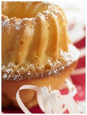 Mini-Kuchen mit großem Geschmack - Kleiner Gugelhupf | http://eatsmarter.de/rezepte/kleiner-gugelhupf