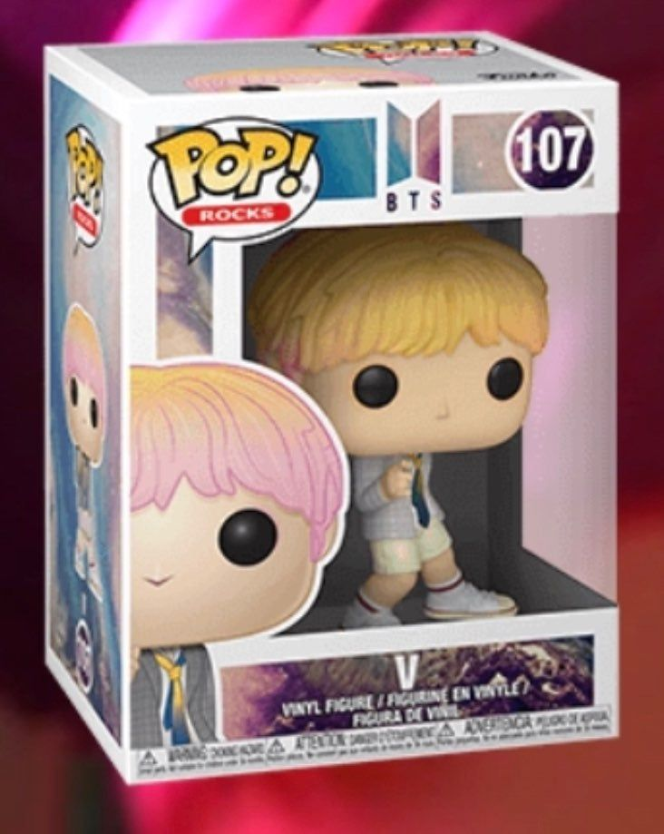 Exclusive Funko Pop Bts Brand New Sealed This Item Takes 5 7 Days To Ship So Please Be Patient When Buying Funko Pop Bts Funko