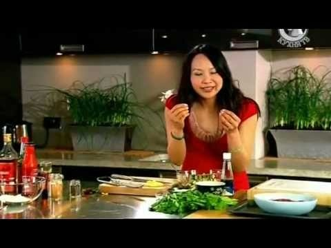 Китайская кухня -- это легко.  Уличная еда.