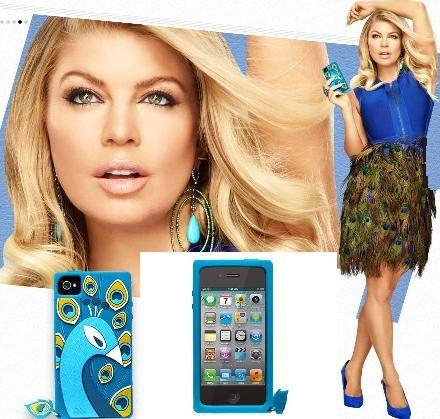 Carcasas iPhone 5 de Case-Mate que recomiendan Selena Gomez y Fergie.