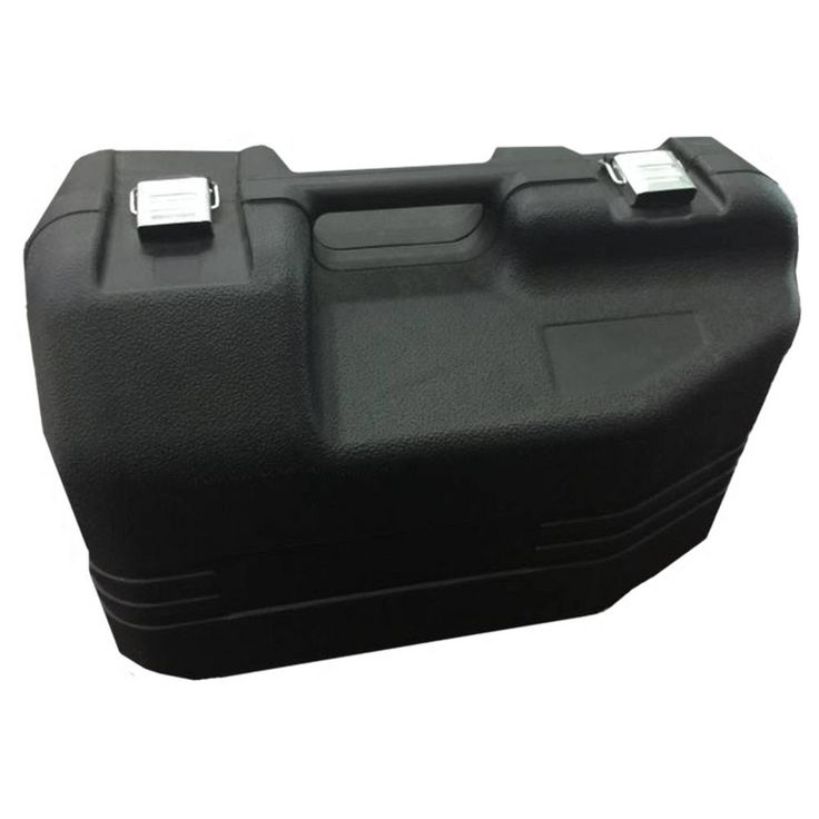 PowerKing Blow Molded 20 in. Chainsaw Case with Trifold Storage