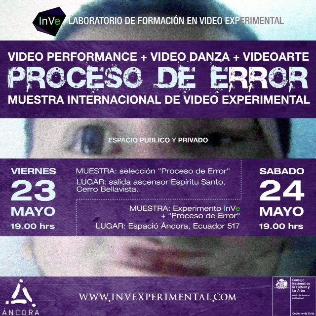 Selección de obra video-animación Parasitaje a Tengu, Valparaiso 2014, chile