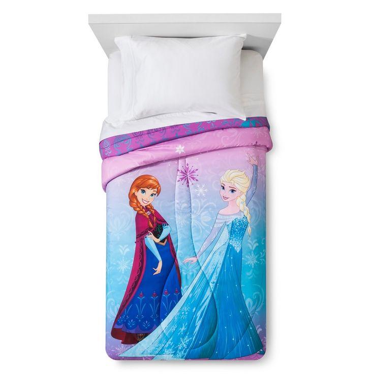 Frozen Comforter (Twin) Multicolored - Disney,