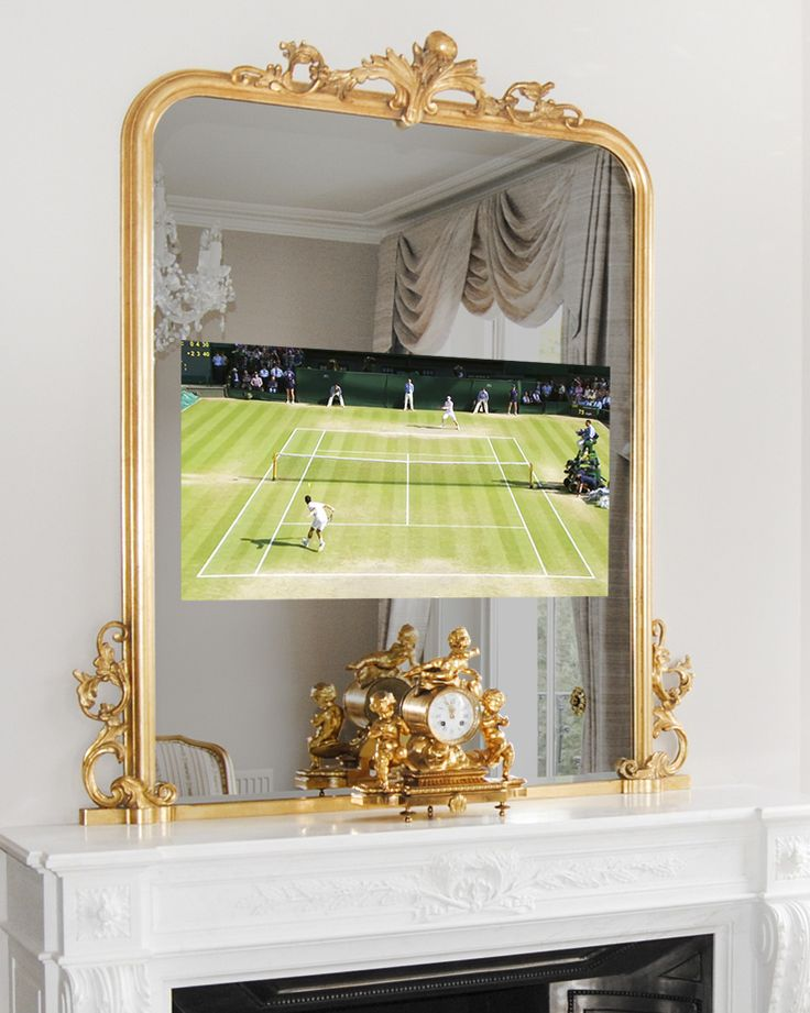 No51 Decorative French TV Mirror 31 best