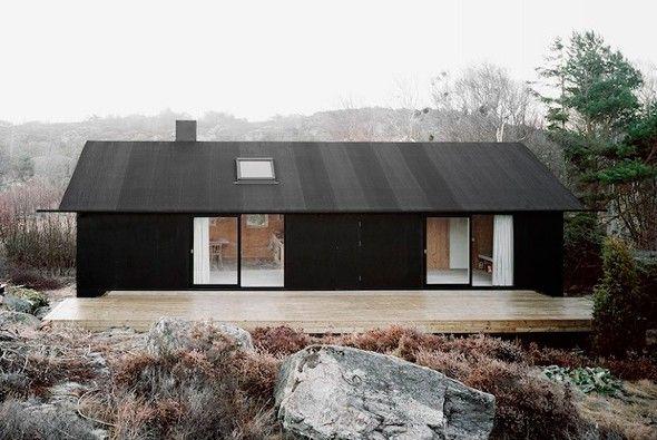 Maison Morran par Johannes Norlander AB Arkitektur - Journal du Design