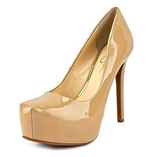 Shop for Jessica Simpson Rebeca Women Open Toe Synthetic Nude Platform Heel. Free Shipping on orders over $45 at Overstock.com - Your Online Shoes Outlet Store! Get 5% in rewards with Club O!
