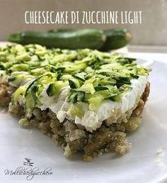 La cheesecake di zucchine light è una rivisitazione salata e leggera della famosissima cheesecake, la torta a base di biscotti e formaggio spalmabile che...