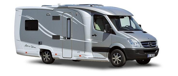 Der Aero Van Erstes Reisemobil Das Im Windkanal Geboren