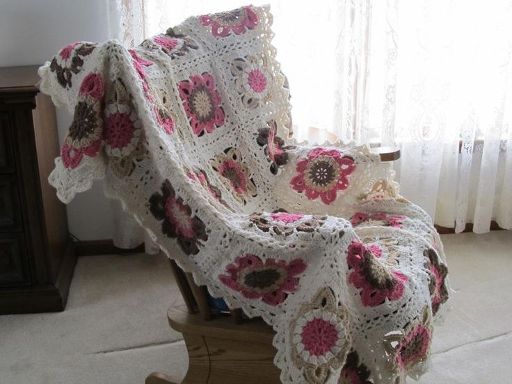 Looking for crocheting project inspiration? Check out Quite Lovely Afghan by…
