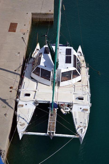 1999 Wharram Pahi Captain Cook Sail Boat For Sale - www.yachtworld.com