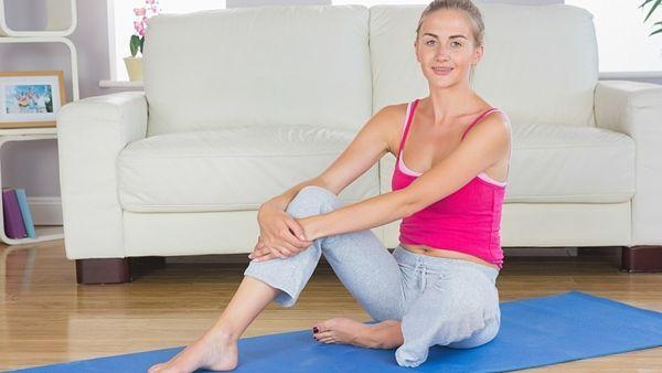 I cvičení doma může být velmi účinné.