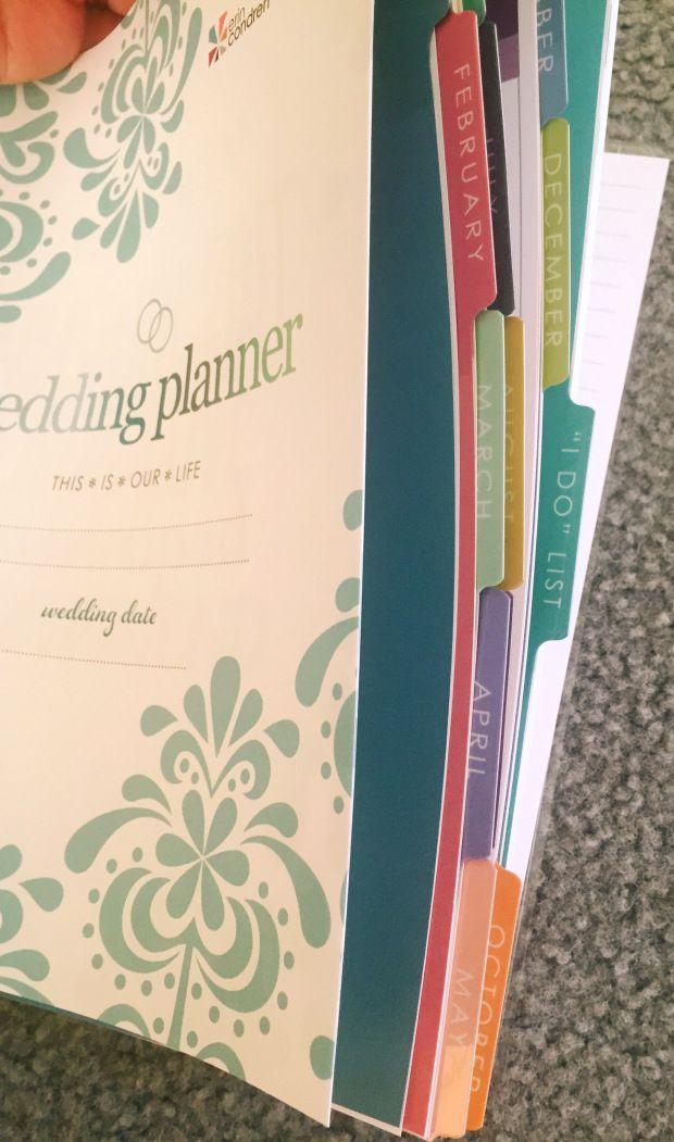 Erin Condren Wedding Planner... so beautiful!!